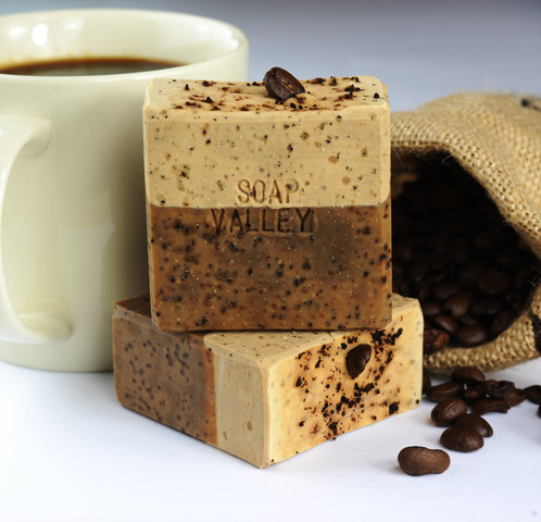 HANDMADE COFFEE SOAP