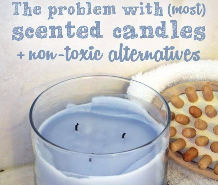 What type of candles is non toxic