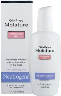 Neutrogena oil-free Moisturizer Review
