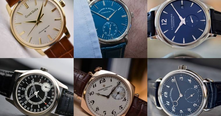 Top 8 best dress watches this year men can choose