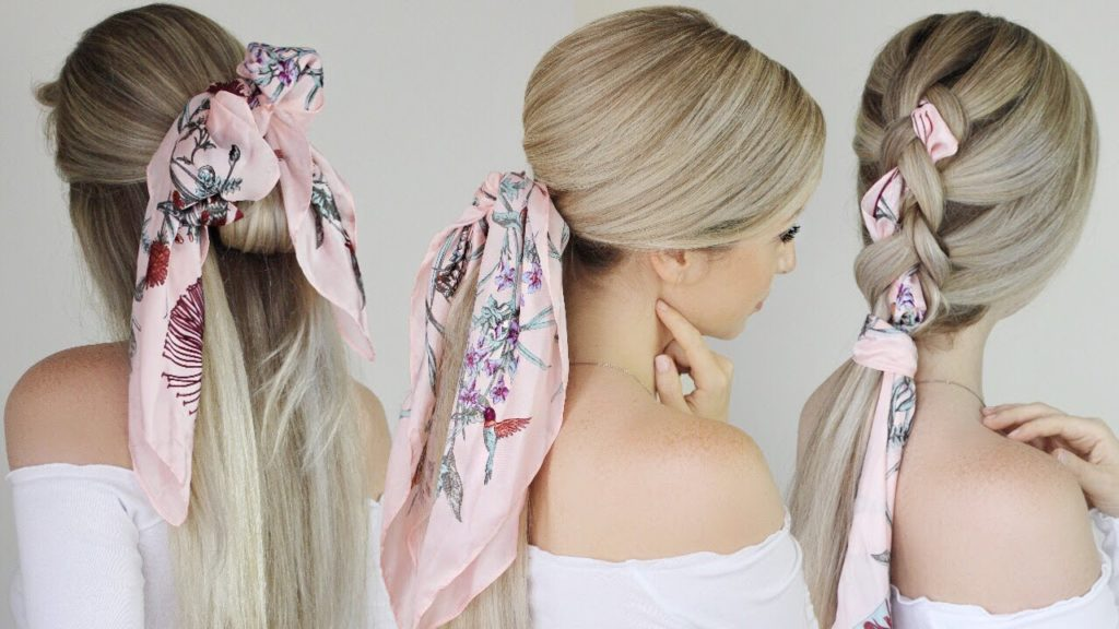 The Scarf Hairdo: