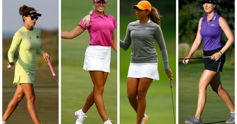 Top 5 best women golfers of all time