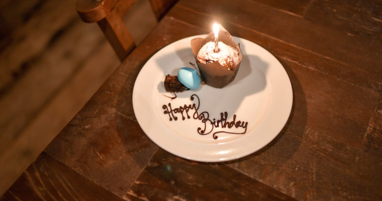 5 Ideas to Make Your Next Birthday One to Remember