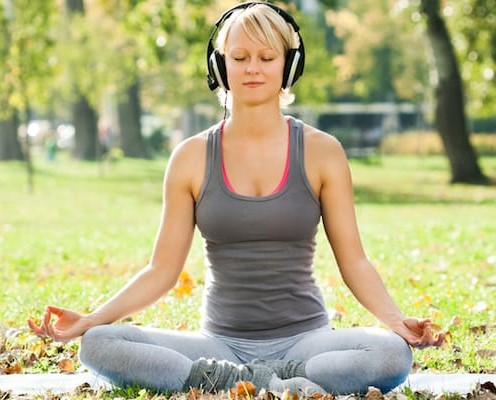 Music to calm down