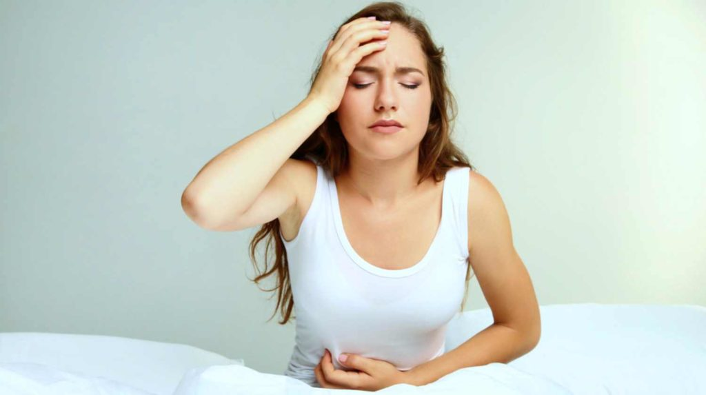 When does morning sickness go away?