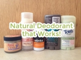 Natural Deodorant: In Love With Body Care