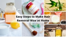 Six Solutions For Natural Hair Removal