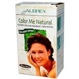 Aubrey Organics Color Me Natural Dark Brown Review